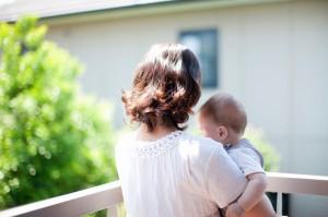 逆子治療を行い無事に出産したお母さんと赤ちゃん